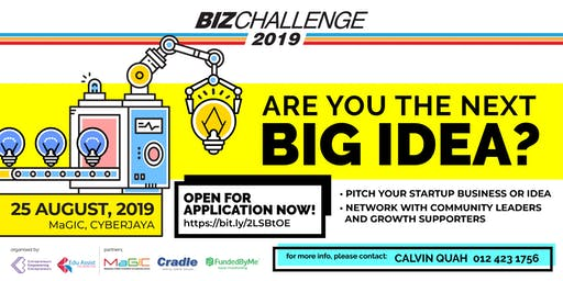 BizChallenge 2019 (Pitching Showcase)