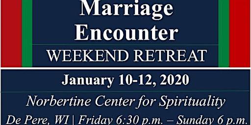 Marriage Encounter Weekend - Jan 2020
