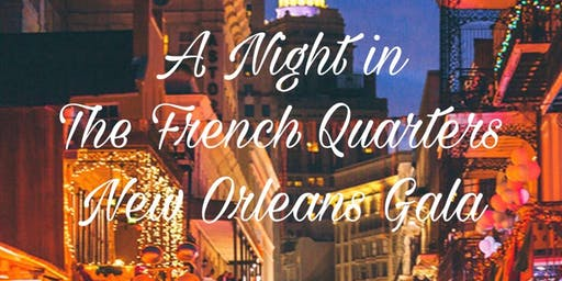 A Night in The French Quarters