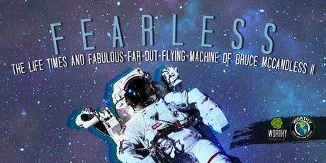 The Life, Times, and Fabulous-Far-Out-Flying-Machine of Bruce McCandless II tickets