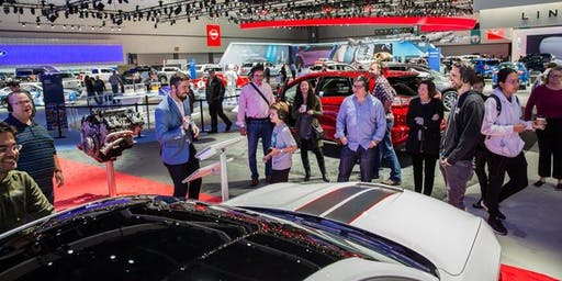 2019 LA Auto Show VIP Guided Tours