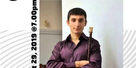 "Harutyun Chkolyan - ""Armenian Soundscapes Tour"" tickets"