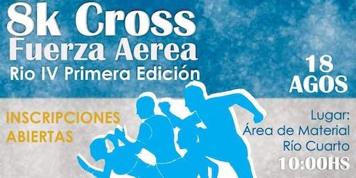 """1º EDICION """"CROSS 8K"""" FUERZA AEREA"""