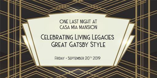 One Last Night at Casa Mia Mansion