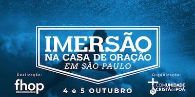 WORKSHOP IMERSÃO FHOP EM SP