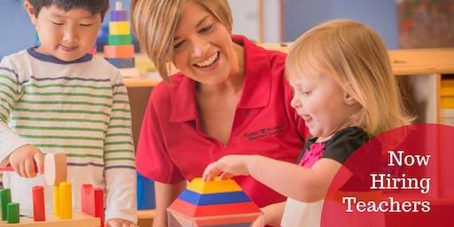 Kiddie Academy - ECE Hiring Event