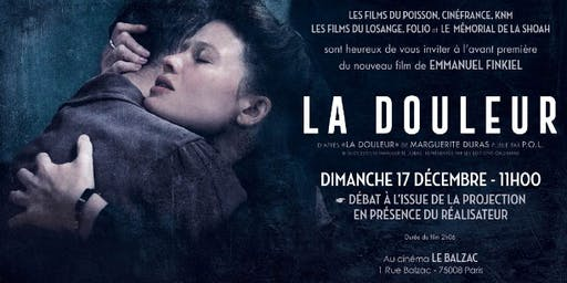 Tuesday French Movie Night: La Douleur