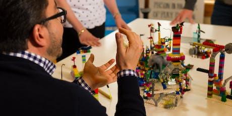Madrid(España) Certificación en el método LEGO® SERIOUS PLAY® para la facilitación en Equipos y Grupos entradas