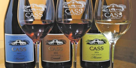 Wine Tasting with Cass Winery and Vineyard tickets