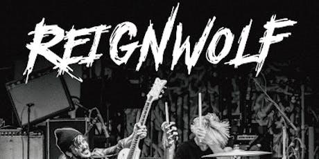 Reignwolf tickets