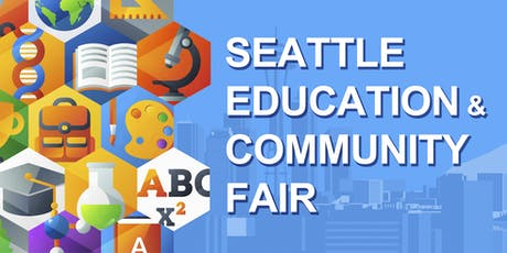 Seattle Education & Community Fair tickets