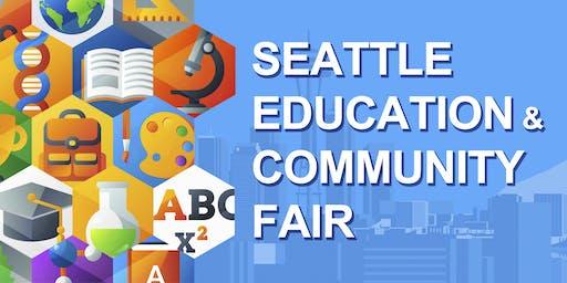Seattle Education & Community Fair