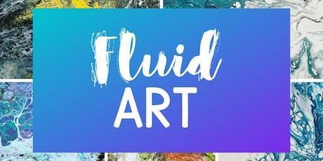 Fluid Art Open Class tickets