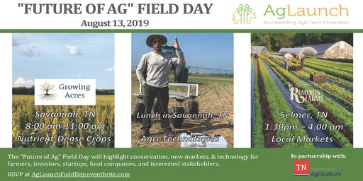 """""""Future of Ag"""" Field Day"""