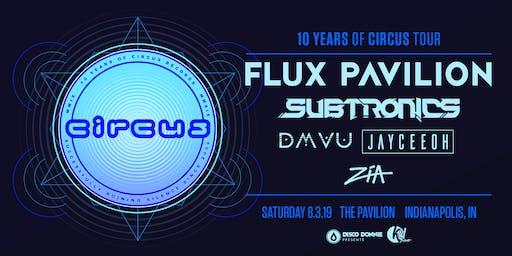 Flux Pavilion- Indianapolis