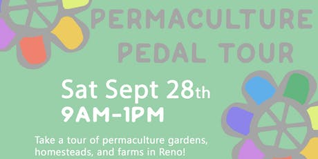 Permaculture Pedal Tour tickets