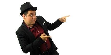 Alan Saldana Headlines the Ontario Improv tickets
