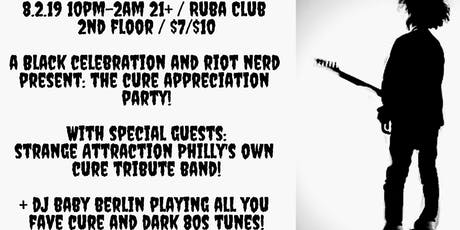 A Black Celebration - The Cure Appreciation Party tickets