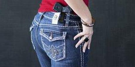 Sunday 11 AUG 2019 Maryland HQL- Intial & Renewal DC & Maryland Wear and Carry- Utah- Florida- South Carolina- Concealed Carry tickets