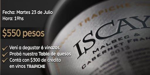 Cata de vinos Bodega Trapiche