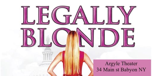 Legally Blond fundraiser for  American Foundation for Suicide Prevention