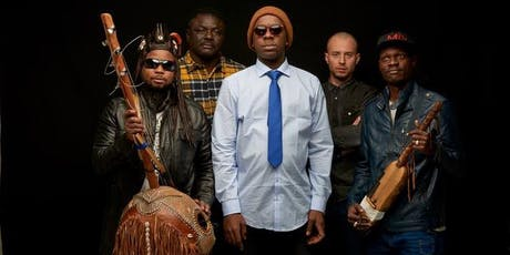 Crocodile River Music presents: The African Music Series - Bonus Session! tickets