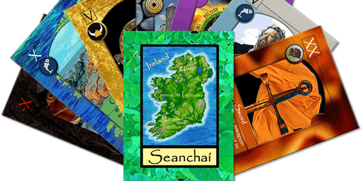 Seanchai Learn to Play Fri 10/18 12p