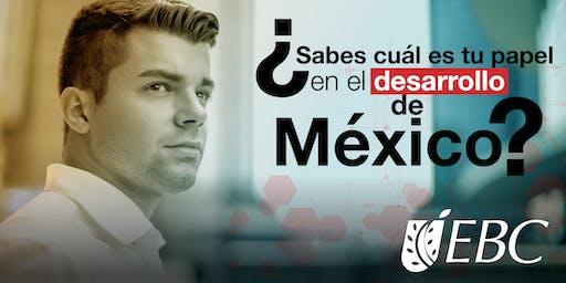 ¿Sabes cuál es tu papel, en el desarrollo de México?