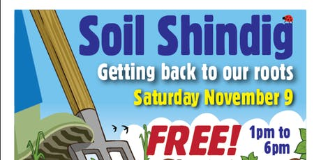 5th Annual Soil Shindig! tickets