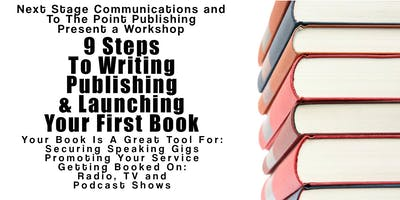 Write & Publish Your First Book - Become a Published Author by Thanksgiving!