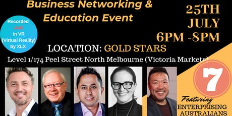 Business Networking & Education Event: Panel Discussion + Networking tickets