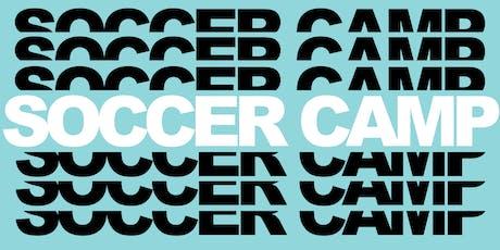 GTKIDS SOCCER CAMP 2019 tickets