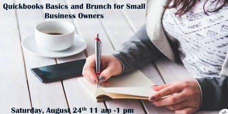Quickbooks Basics for Small Business Owners  tickets