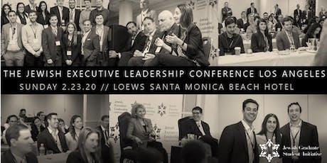 The 2020 Jewish Executive Leadership Conference San Francisco tickets