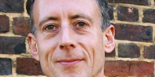 An evening with human rights campaigner Peter Tatchell