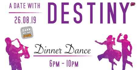 A Date With Destiny tickets