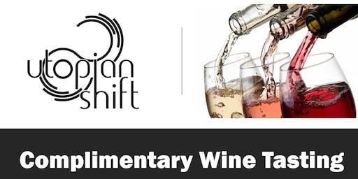 Wine Tasting (Complimentary)