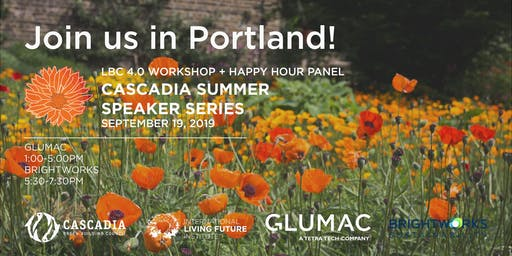 Portland | LBC 4.0 Workshop + Panel