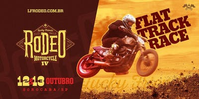 Lucky Friends RODEO Motorcycle 2019