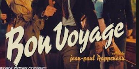 Tuesday French Movie Night: Bon voyage tickets