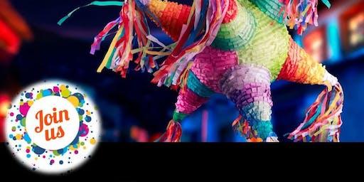 Piñata workshop + Mexican Party (Kermés)
