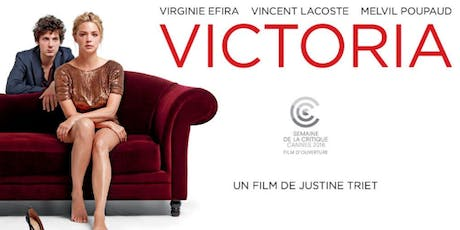 Tuesday French Movie Night: Victoria tickets