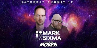 Avalon Presents: Mark Sixma, Alex MORPH