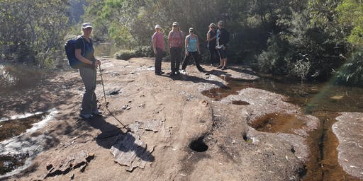 Free Community Meet Up ~ Heathcote to  Karloo Pools // Sat 10th August