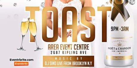 Toast All-White Affair tickets