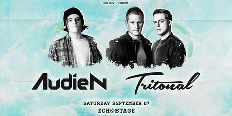Audien + Tritonal tickets