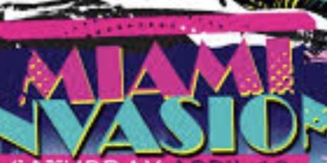 The Baltimore Purple Invasion In Miami tickets