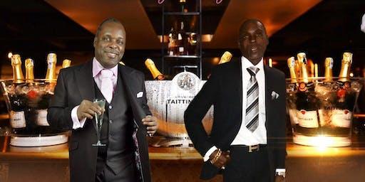 LEROY & BEAZO TOP SHELF DRINKERS BIRTHDAY PARTY