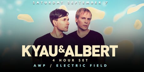 Avalon Presents: Kyau & Albert tickets