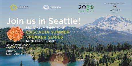 Seattle | LBC 4.0 Workshop + Panel tickets